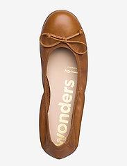 Wonders - A-6191 ISEO - ballerinas - brown - 3