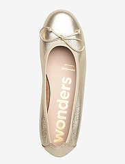 Wonders - A-6191 ISEO - ballerinas - gold - 3