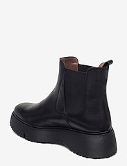 Wonders - A-9332 - chelsea boots - black - 2