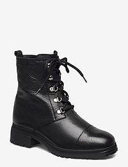 Wonders - C-4841-M - flat ankle boots - black - 0