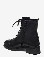 Wonders - C-4841-M - flat ankle boots - black - 2