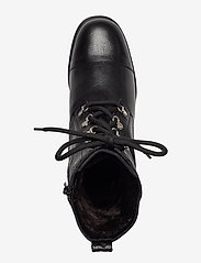Wonders - C-4841-M - flat ankle boots - black - 3
