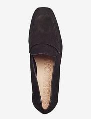 Wonders - C-5020 - loafers - black - 3