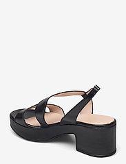 Wonders - D-8813-P PERGAMENA - högklackade sandaler - black - 2