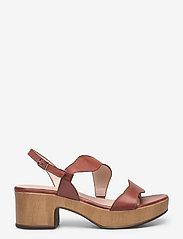 Wonders - D-8813-P PERGAMENA - högklackade sandaler - brown - 1