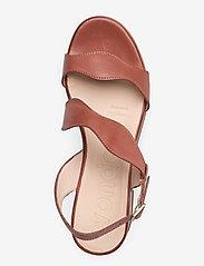 Wonders - D-8813-P PERGAMENA - högklackade sandaler - brown - 3