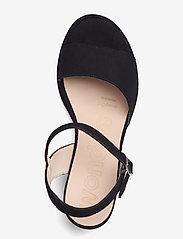 Wonders - F-7202 ANTE - högklackade sandaler - black - 3