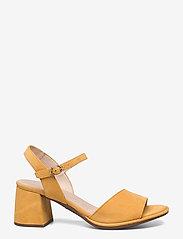 Wonders - F-7202 ANTE - högklackade sandaler - yellow - 1