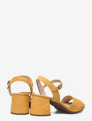 Wonders - F-7202 ANTE - högklackade sandaler - yellow - 4