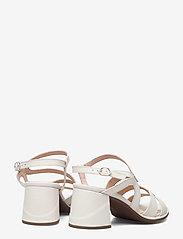Wonders - F-7211 ISEO - högklackade sandaler - white - 4