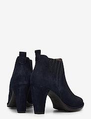 Wonders - M-4404 - enkellaarsjes met hak - blue - 4