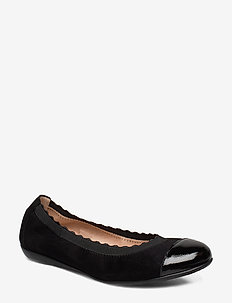 A-6170 - loafers - black