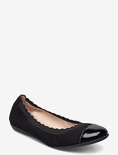 A-6190 MIAMI/ANTE - ballerinas - black