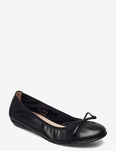 A-6191 ISEO - ballerinas - black