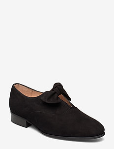 B-7604 - loafers - black