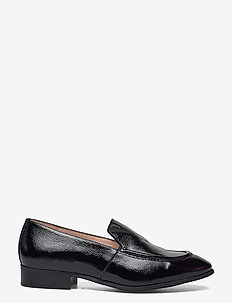 B-7610 LACK - loafers - black