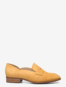 B-7611 ANTE - loafers - yellow