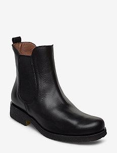 C-3511 - chelsea boots - black