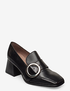 H-4304 - klassiske pumps - black