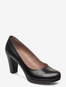 i-4929 - högklackade skor - black