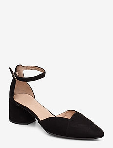 I-8002 - klassiske pumps - black
