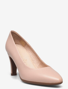 M-4220 - classic pumps - nude