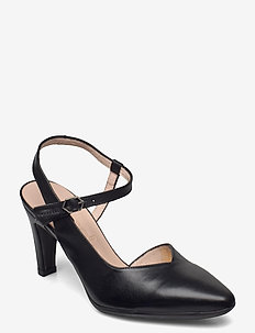 M-4240 ISEO - slingbacks - black