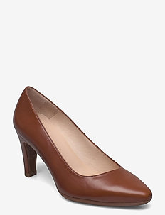 M-4241 ISEO - classic pumps - brown