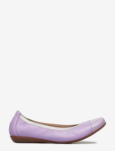 Wonders A-4723- Ballerinas Purple