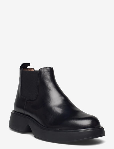 B-8204 - chelsea boots - black