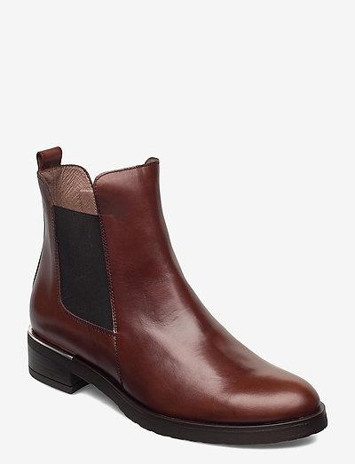 C-5431 - chelsea boots - brown