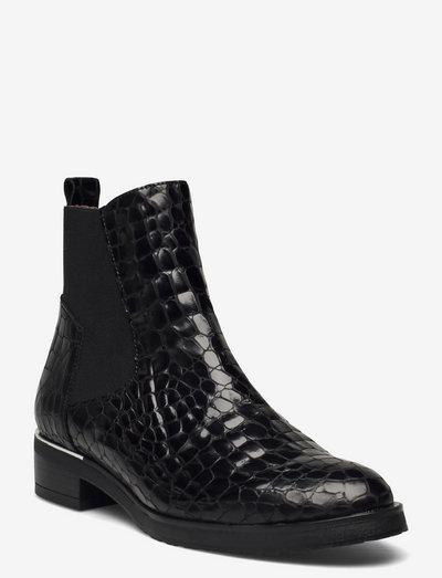 C-5452 - chelsea boots - black