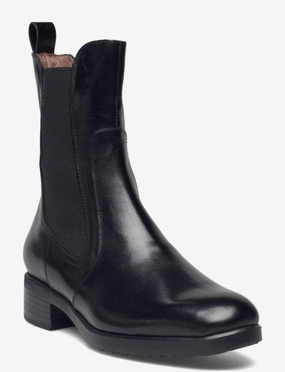 D-9345 - chelsea boots - black