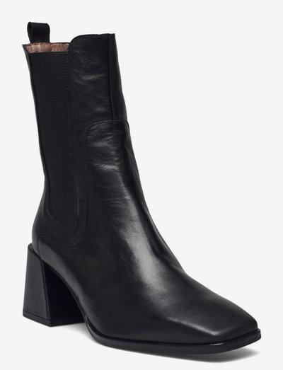 H-4321 - chelsea boots - black
