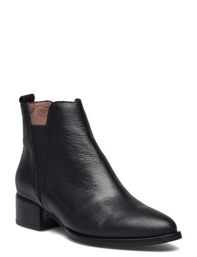 D-8707 - chelsea boots - black