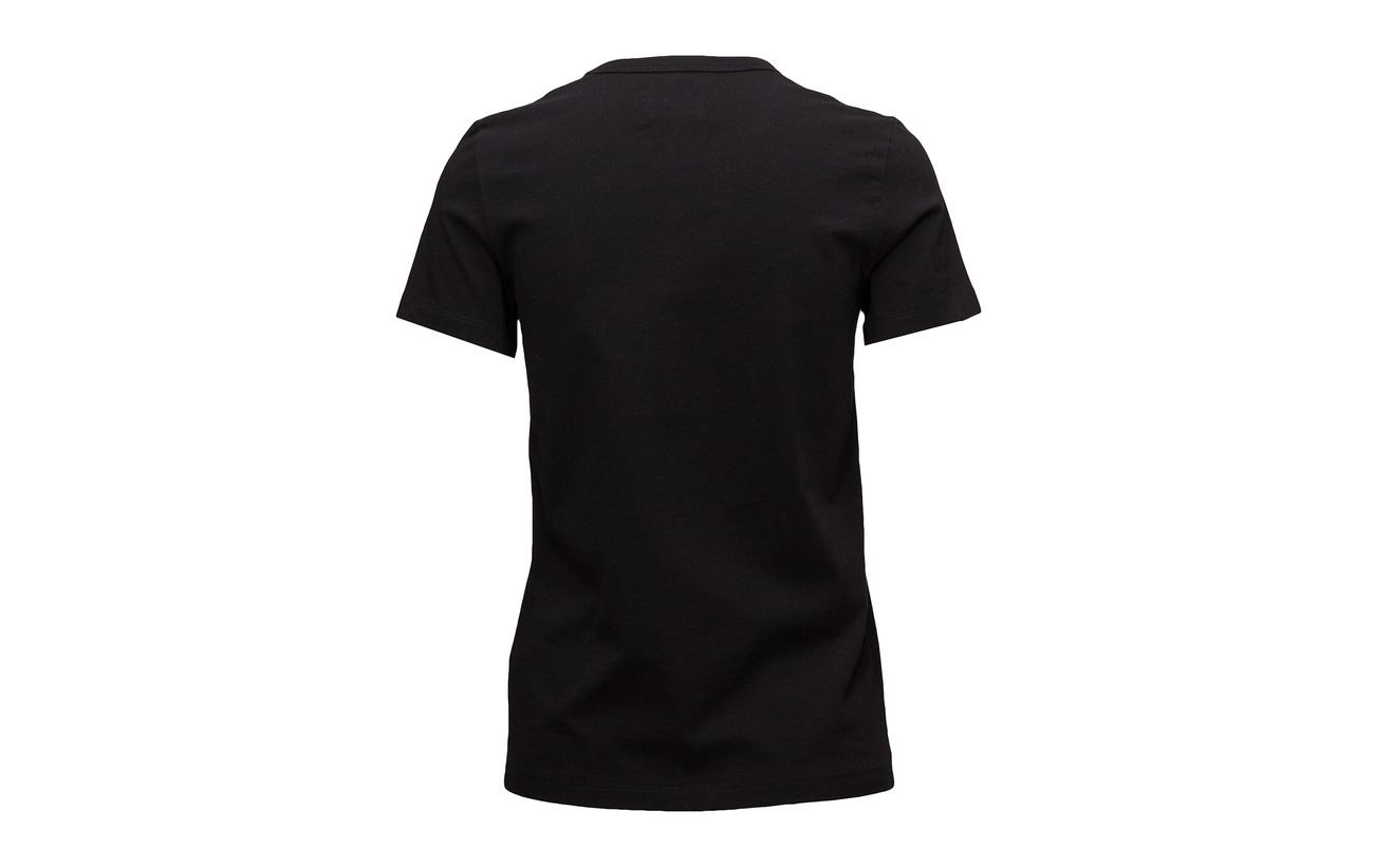Melange shirt T 100 Coton Wood Uma Grey OAgnqT6