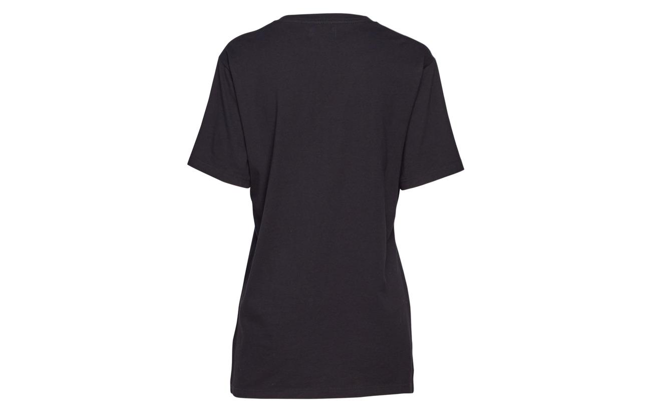 Coton Fine Black shirt 100 T Wood nXqTx7x