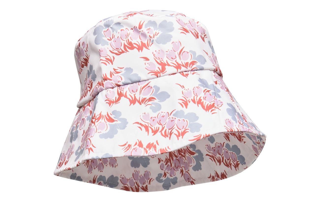 Wood Wood Sun hat - FLOWER AOP