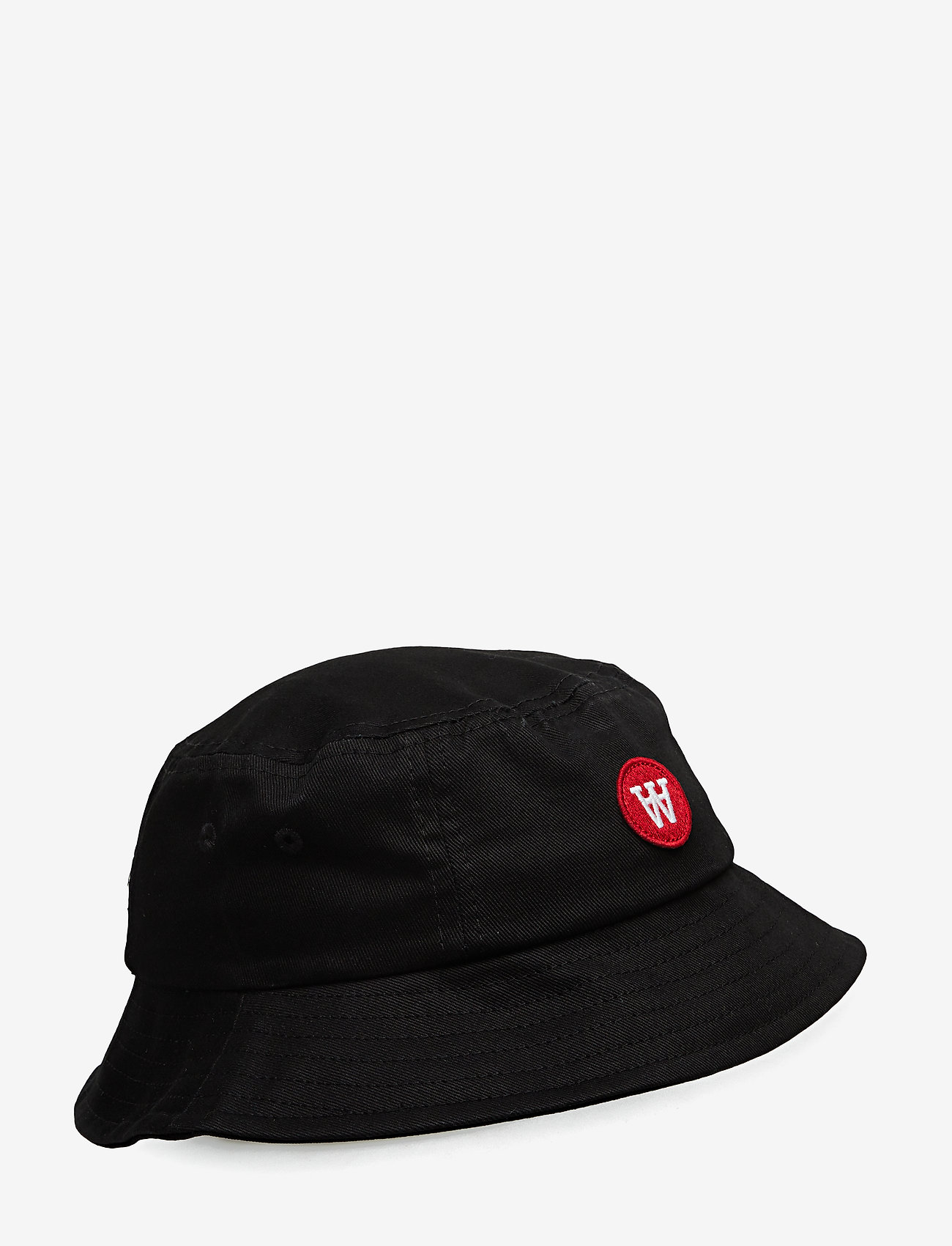 Wood Wood - Val kids bucket hat - solhat - black - 0