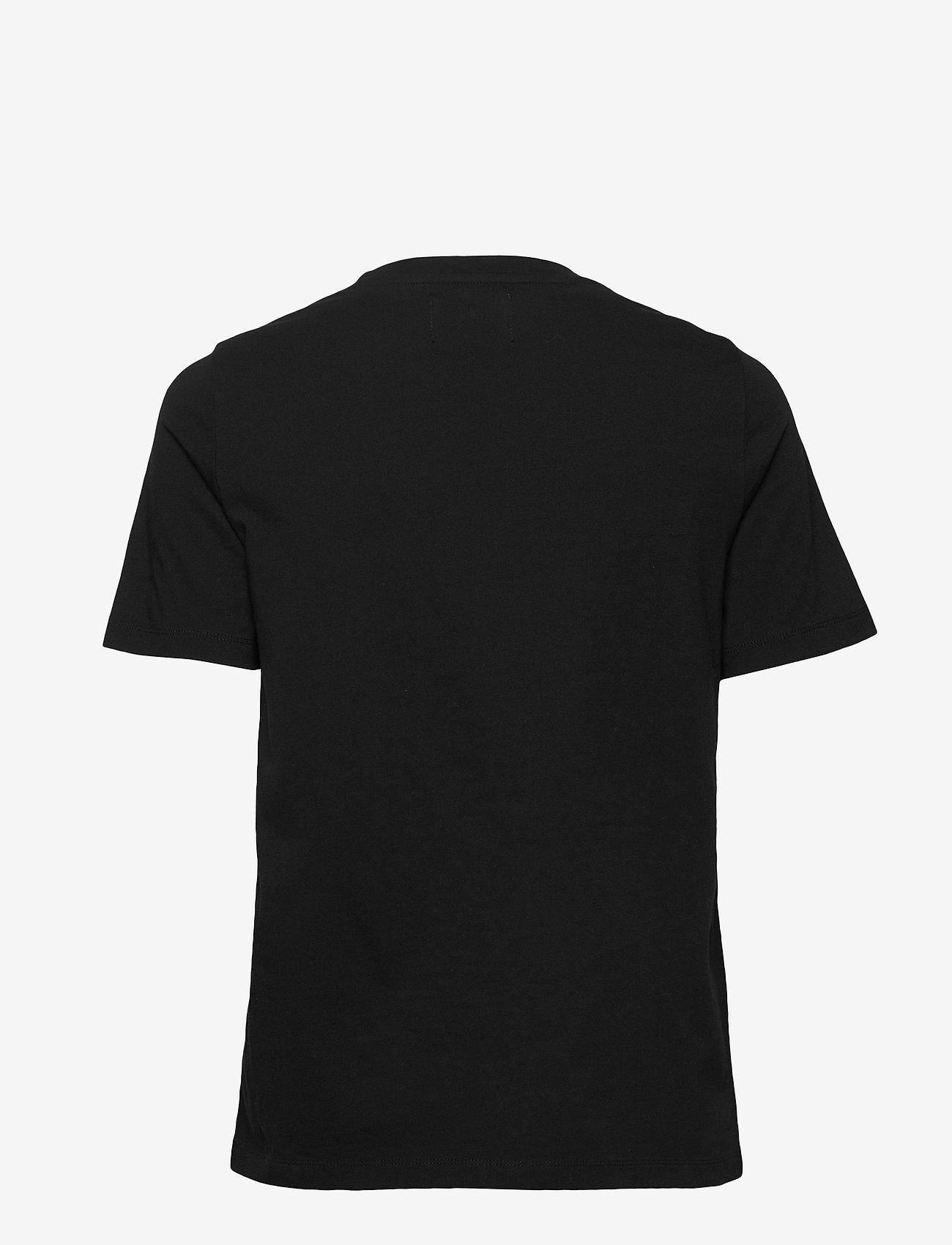 Wood Wood - Mia T-shirt - t-shirts - black - 1