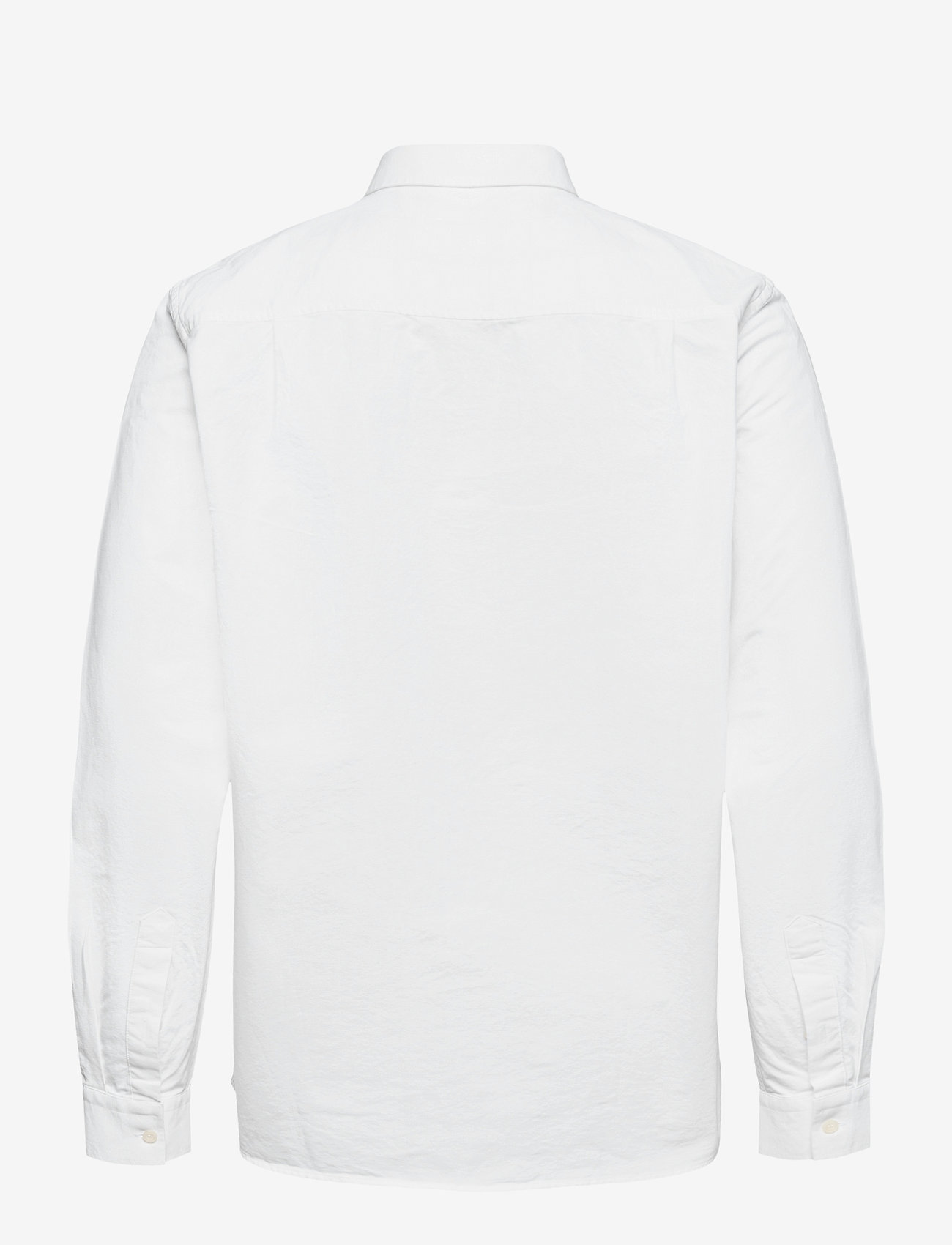 Wood Wood - Ted shirt - denimskjorter - bright white - 1