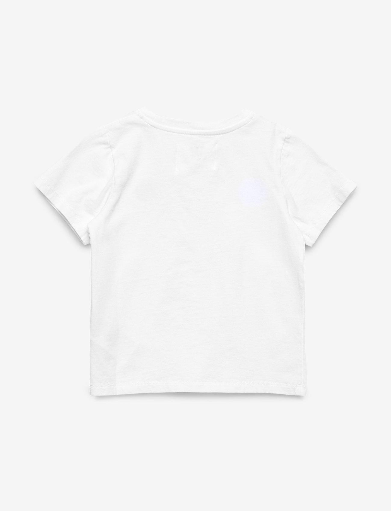 Wood Wood - Ola kids T-shirt - kortærmede - bright white - 1