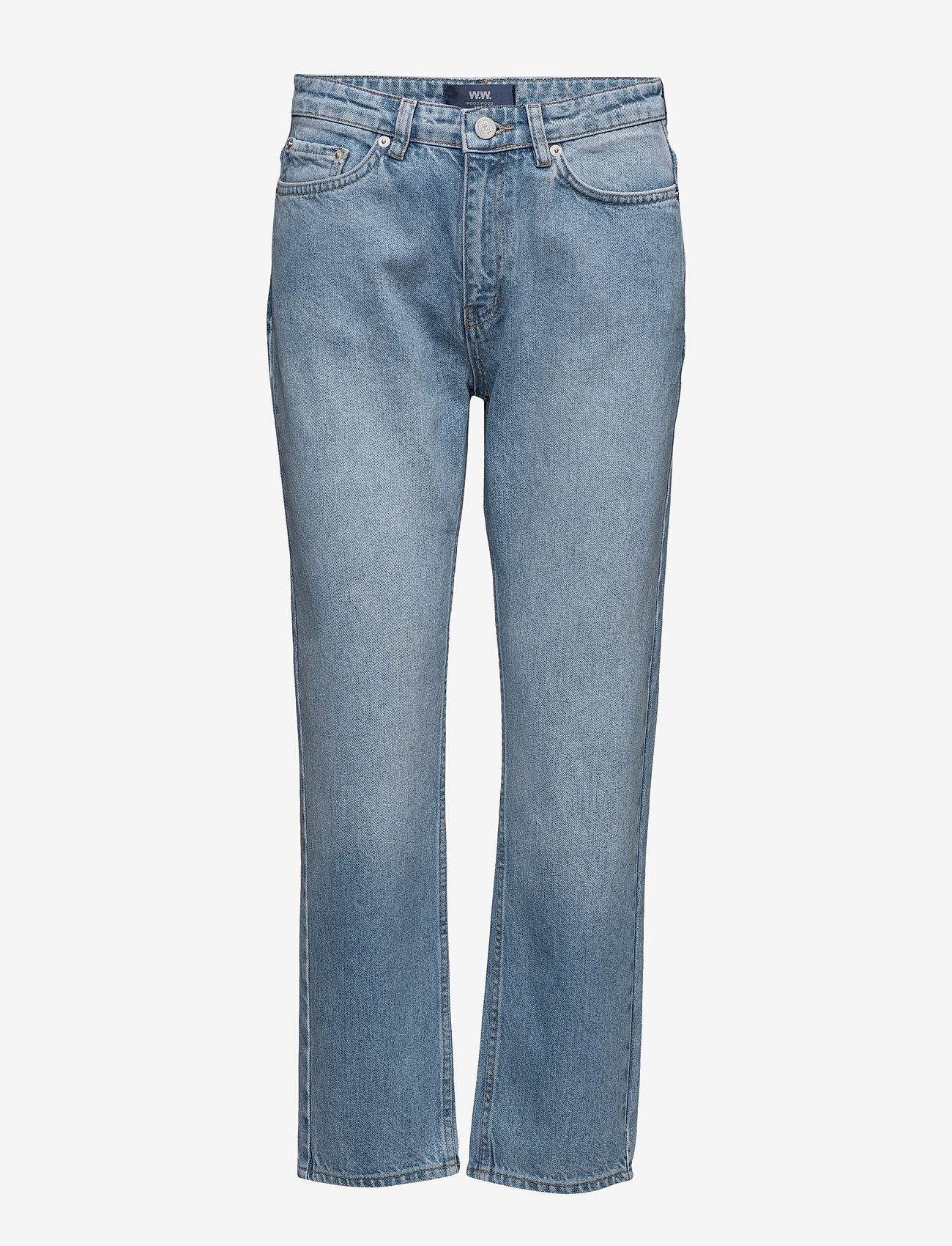 Wood Wood - Eve jeans - bluevintage - 0