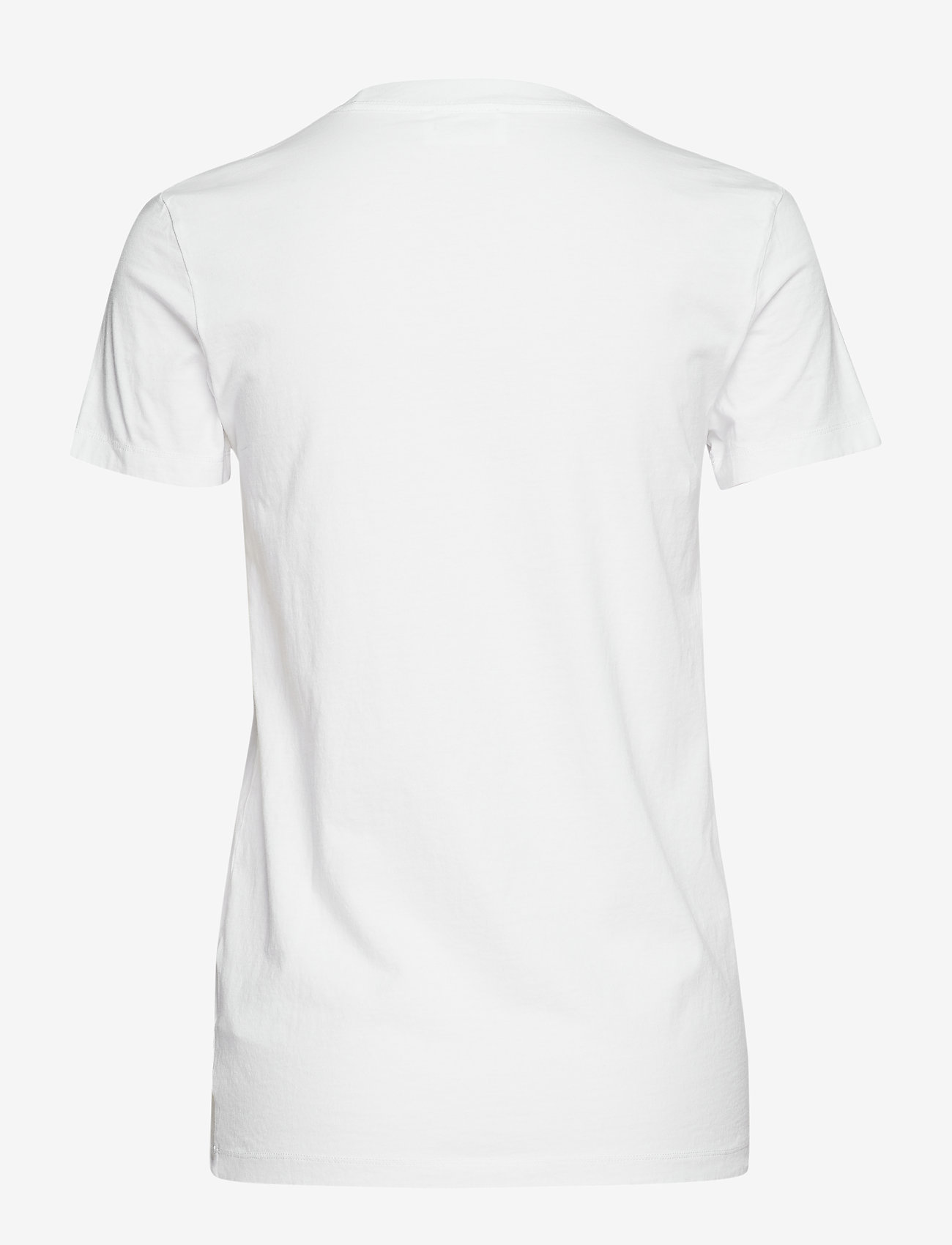 Wood Wood - Eden T-shirt - printed t-shirts - bright white