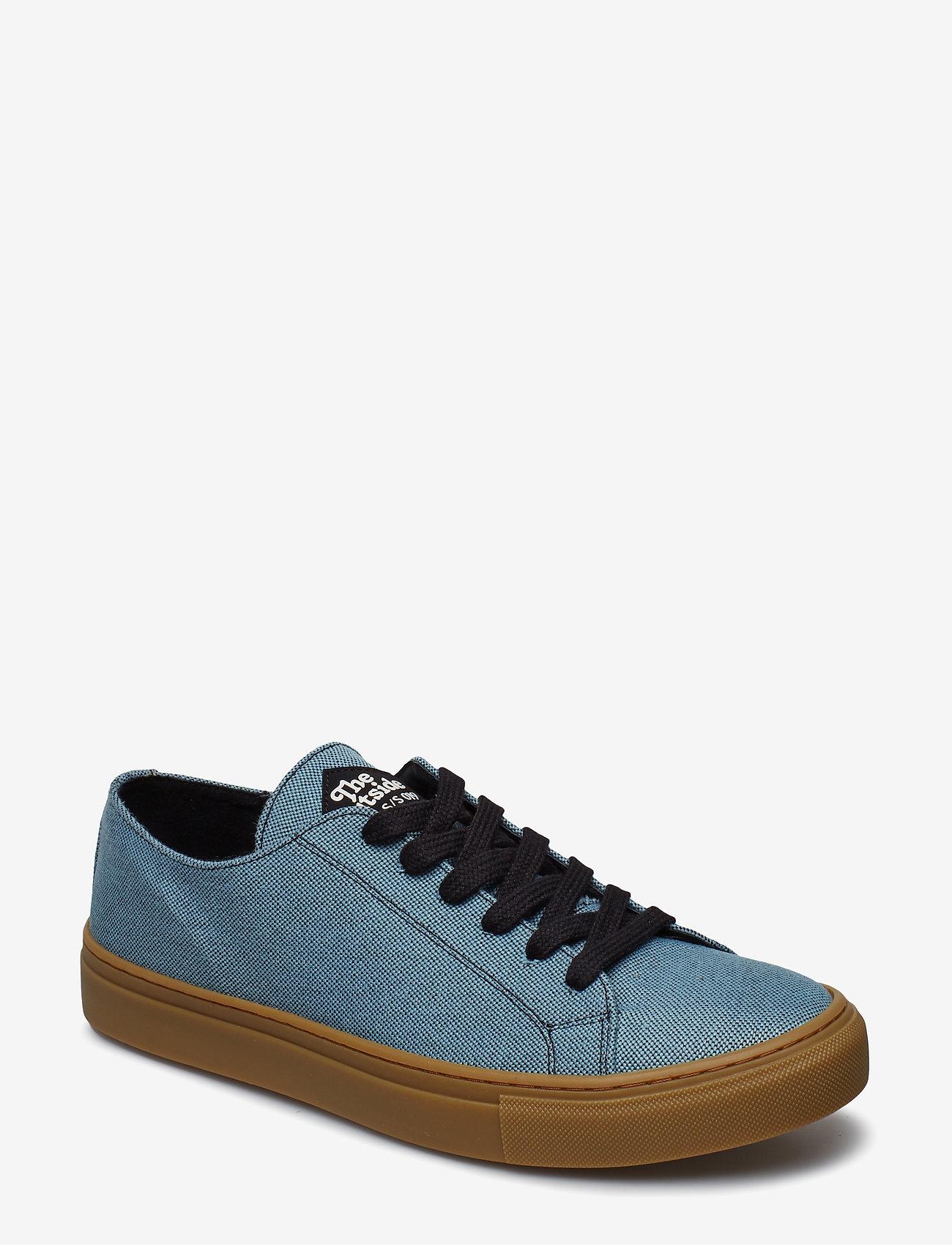 Wood Wood - Alex shoe - låga sneakers - blue - 1