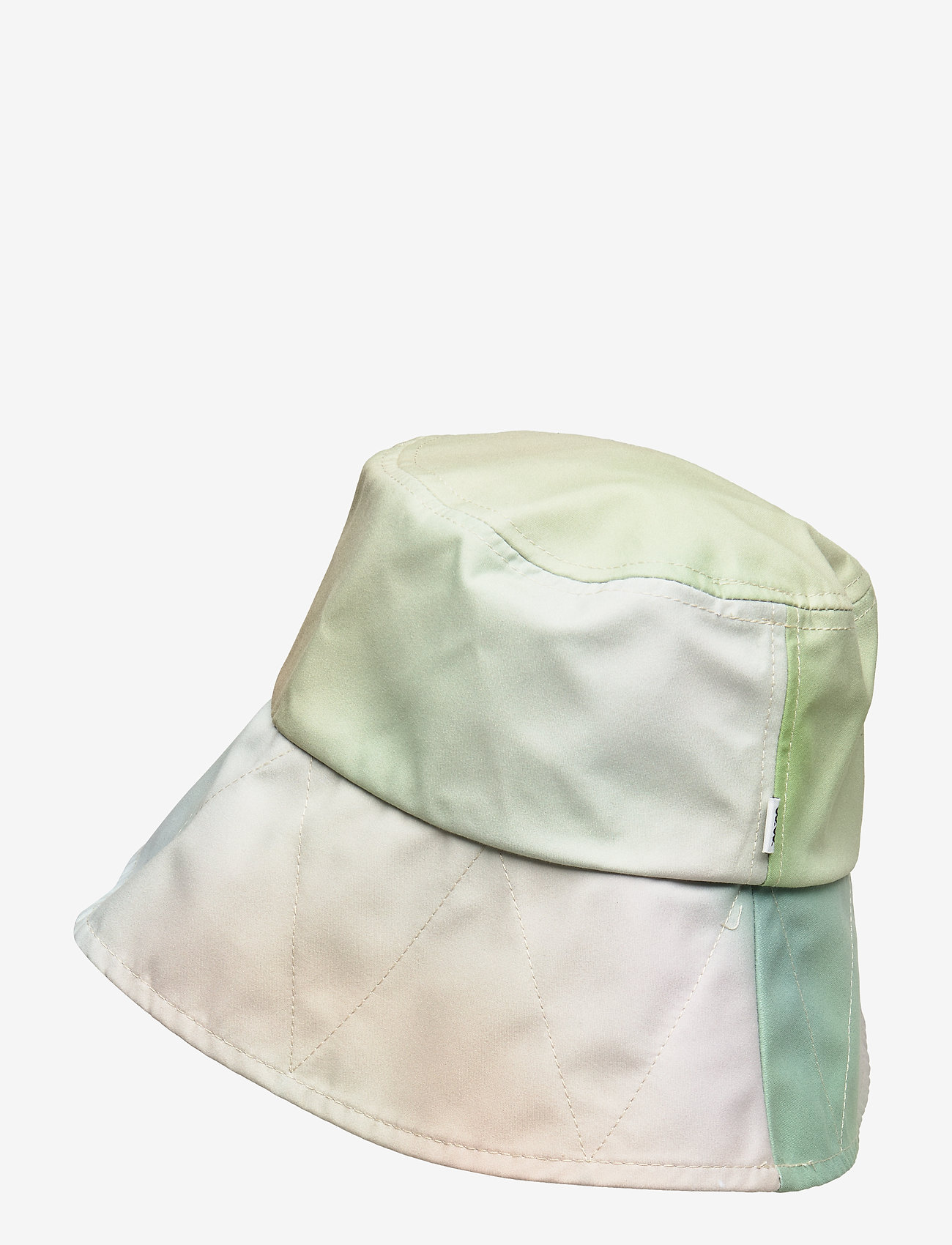 Wood Wood - Sun hat - emmer hoeden - green aop - 1