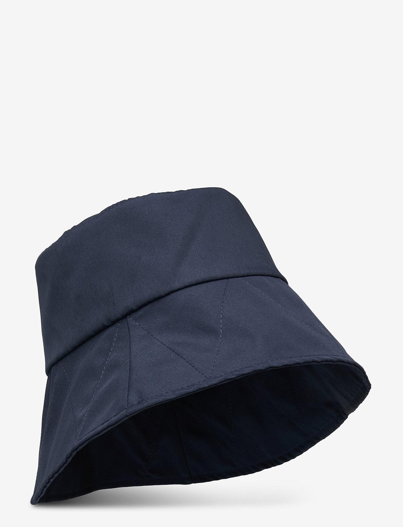 Wood Wood - Sun hat - emmer hoeden - navy - 0