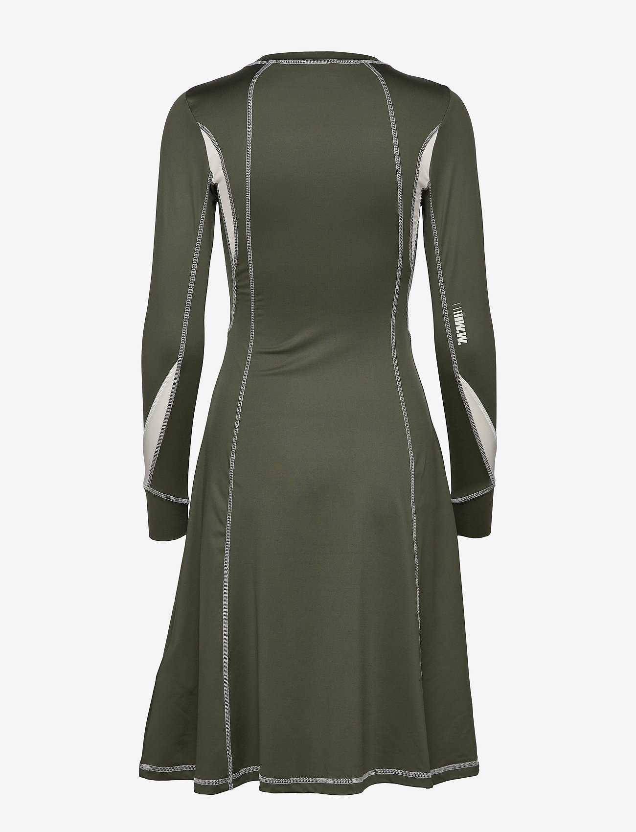 Wood Wood - Sue dress - korte kjoler - dark green - 1