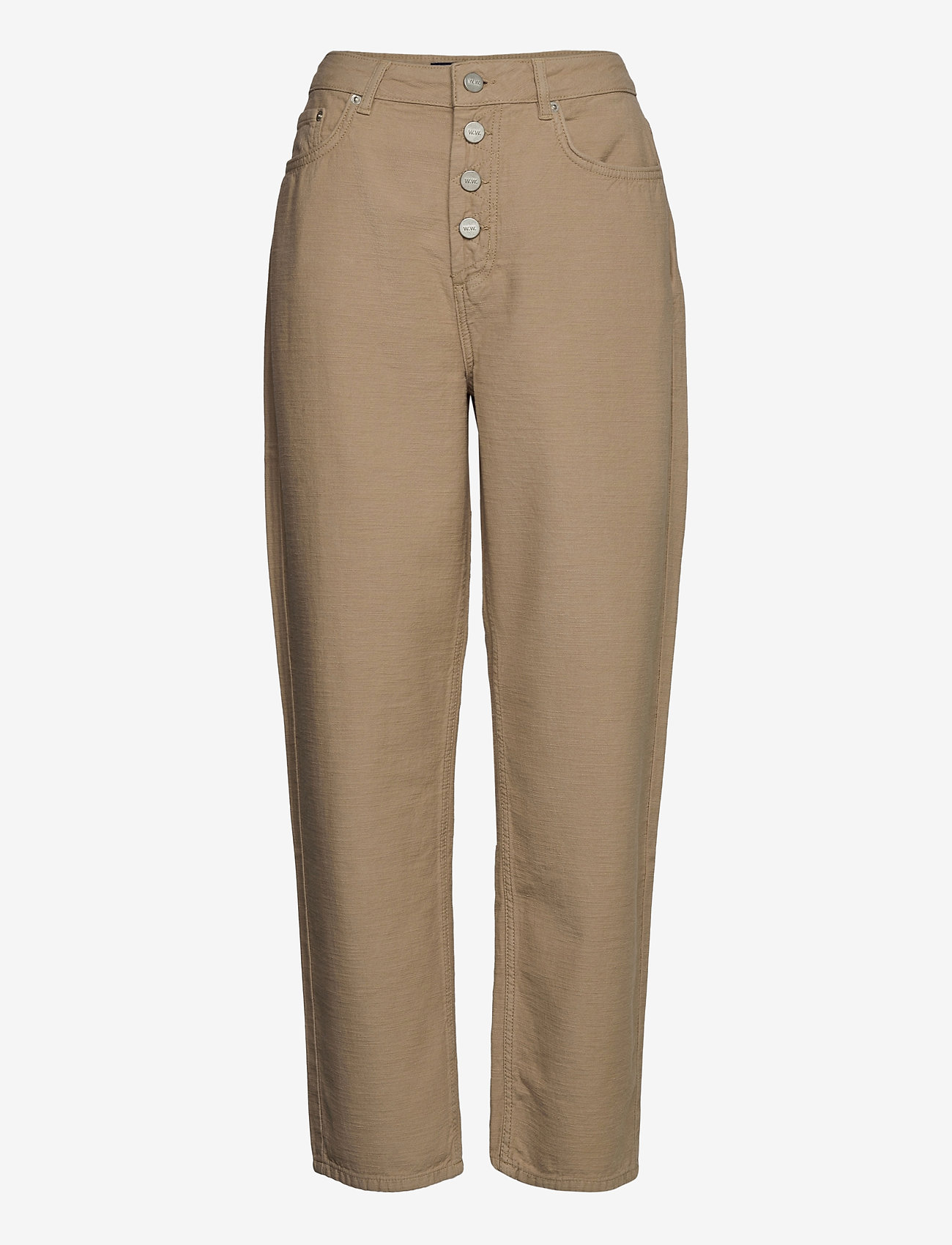 Wood Wood - May jeans - straight jeans - khaki - 0