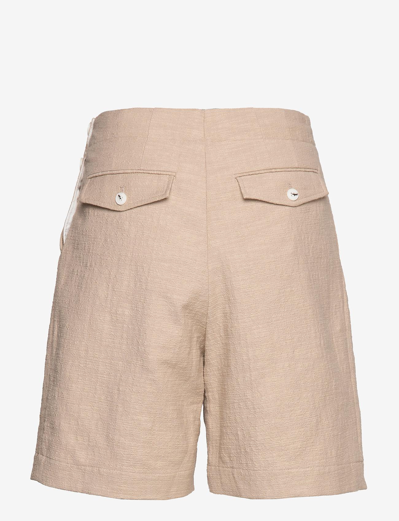 Wood Wood - Birgit shorts - bermudas - khaki - 1